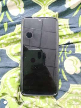 Redmi note 7 pro   6/128    back panel creck  9month old