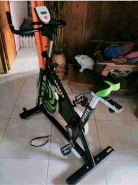 indo Grosir spining bike Life Sports HG//alat fitnes