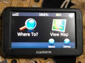 Garmin car GPS