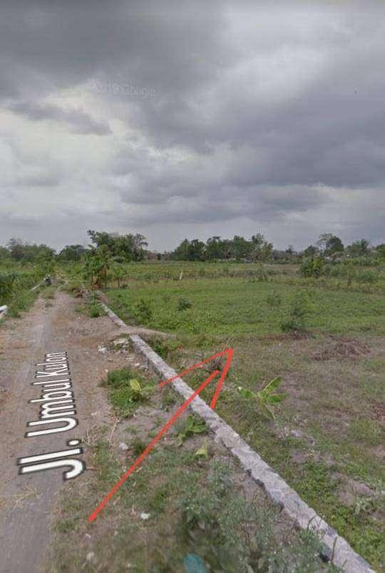 Tanah Murah View Sawah Cocok Restp/Villa di Jln Palagan km 9 0