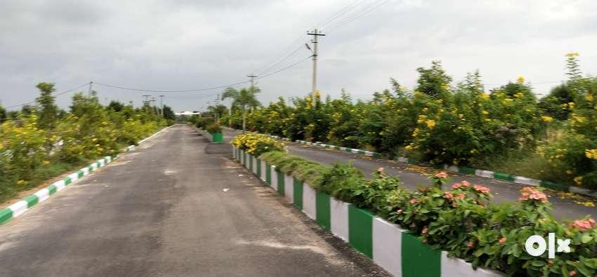 plot for sale at yadagirigutta, hyderabad to warangal highway facing 0