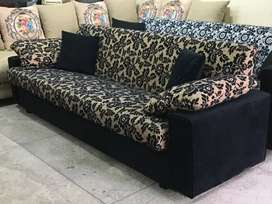 One Day Offer , Wooden Frame Sofa Cum Bed in Fix Price