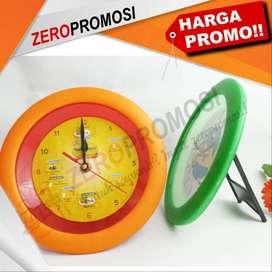 Jam Dinding promosi tipe 137 T warna ring bisa request