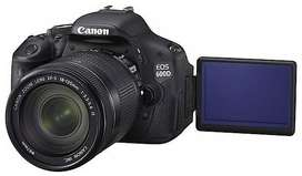 Camera available for rent