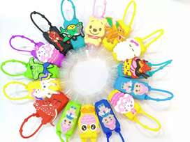 Cute Bag hanging Hand Sanitizer 350 for 2pieces