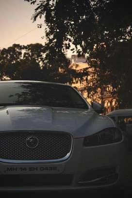 Jaguar XF 2014 5.0 V8