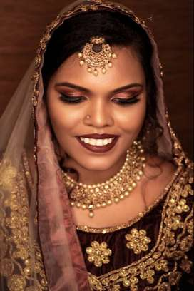 Muslim Bridal Makeup by Face Palette Internationally Certified Artists