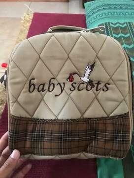 Tas baby scots baru