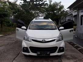 Toyota Veloz 2012
