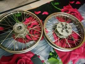 Royal Enfield Tyre Rims