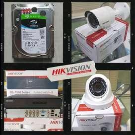 Full Spek CCTV paket termurah !