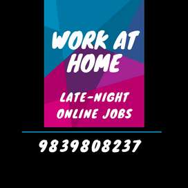 Hiring for part home based full time opportunity.