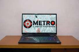 Alienware M17 R2. I7 9750 RTX 2060 SSD 756gb RAM 16gb 144hz MSI ROG