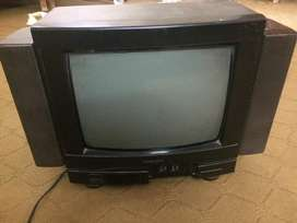 "Crown 14"" inch TV best TV"
