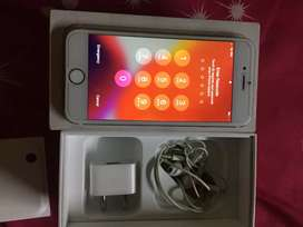IPhone 6S 64GB 1Year 4 months old multiple body dents