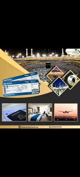 Umrah package 15 days Economy/Best package Guarantee