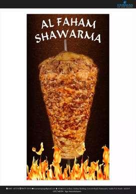 Shawarma master  chinese