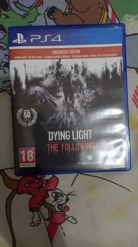 Kaset ps 4 Dying Light Enhaced Edition