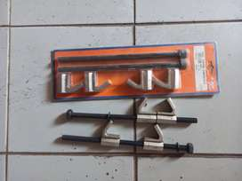 coil spring clamps