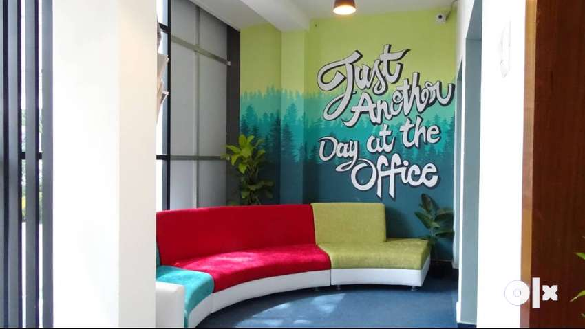 6 seats of co work space for rent in cmh road of rs 4000 per seat 0