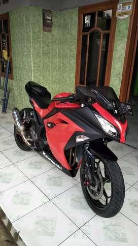 Kawasaki Ninja 250 2013