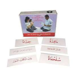 Flash Card Arabic Original Glenn Doman DISC 50% (30 Nov 2019) NEGO