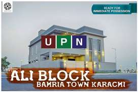 Plot For Sale In Ali Block Bahria Town Karachi, Precinct 12, Sindh