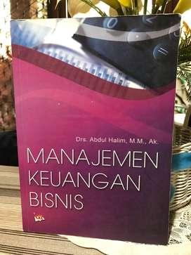 Buku Manajemen Keuangan Bisnis