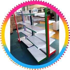 pusat perlengkapan rak toko display