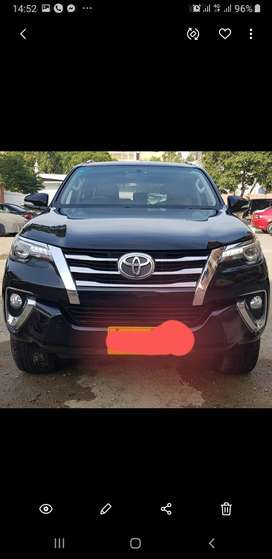 Toyota Fortuner for Sale. Black Model 2017. Excellent Condition.