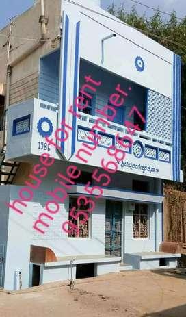 House For Rent Virabhadra Temple Gadag Basaveshwar Nagar