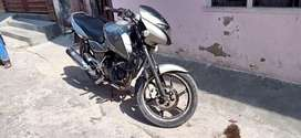 Bajaj pulsar one hand bike with all papers