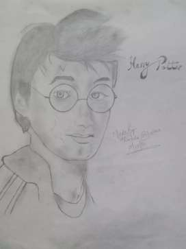 Harry potter sketch