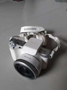 Kamera samsung NX500 wifi