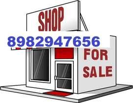 SHOP IN BUS STAND khandelwal MARKET NEAR DWARKA HOTEL 10 X 10  AREA