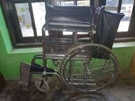 Kursi roda bekas merk serenity bagus dan terawat
