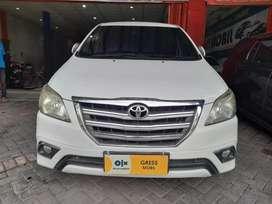 GRAND INNOVA V diesel 2015 matic,siap pakai ( Wahyu )