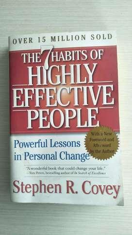 Di Jual Buku The 7 Habits Of Highly Effective People Original