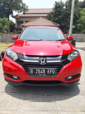 Honda Hrv E Cvt At 2017 Istimewa Siap Pakai