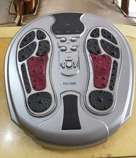 Alat terapi pijat kaki akupuntur electro magnetic