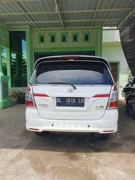 Jual Toyota Innova Luxury 2013