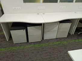 """Office Workstation Set Up Tables 4'*2'6"""""""