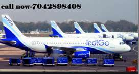 10/12th pass Openings in aviation groun staff  sector Salary upto 30k
