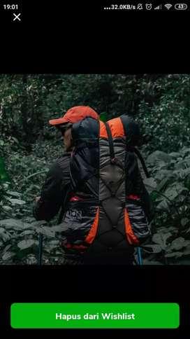 Ultralight Backpack Moonlight 45Lt MountainGeer