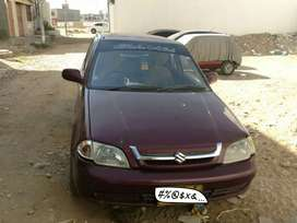 Cultus and coure cars available for pick n drop service in karachi
