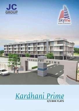 850sqft 2BHK apt.for sale located in Kardhani Prime #@Kalwar Road