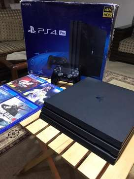 PS4 PRO LIMITED EDTION 2 TB EDTION