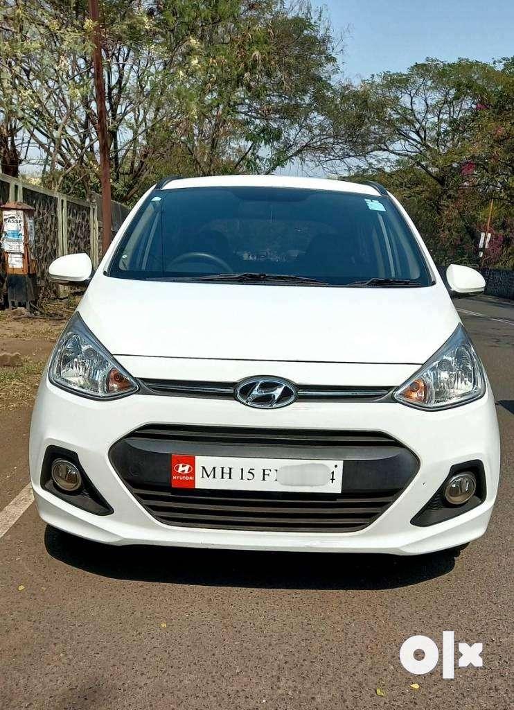 Hyundai Grand i10 1.2 Kappa Sportz Option, 2016, Petrol
