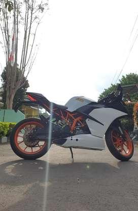 KTM RC250 BARANG SIMPANAN