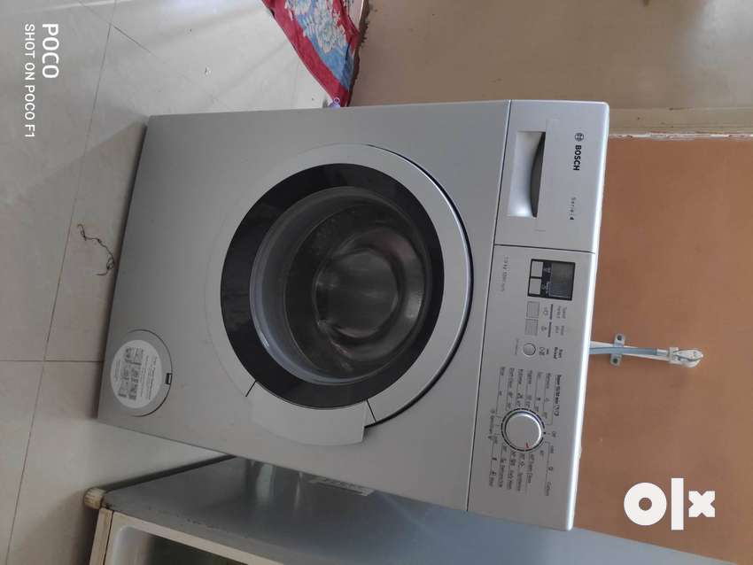 Bosch Fully Automatic Front Load Washing Machine 7 Kg
